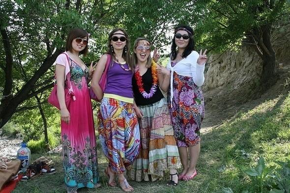 Изображение 29. Видеолуки с хиппи-феста в Алматы.. Изображение № 29.