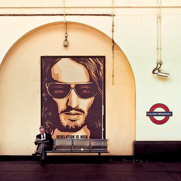 Стрит-арт в Лондоне. Изображение № 30.