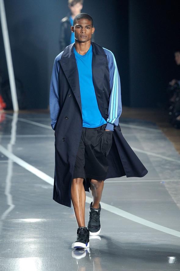 New York Fashion Week: Y-3 SS 2012. Изображение № 4.