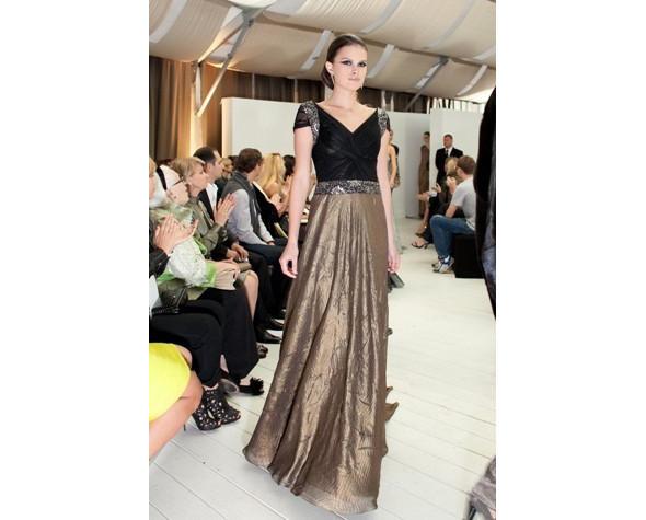 Показ Chapurin Haute Couture 2011. Изображение № 1.
