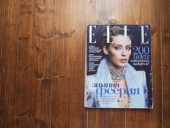 Elle' 97: Зимняя феерия. Изображение № 1.