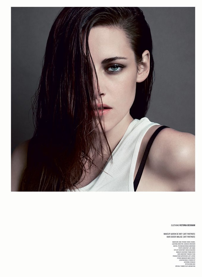 Lula, V и Vogue опубликовали новые съемки. Изображение № 20.