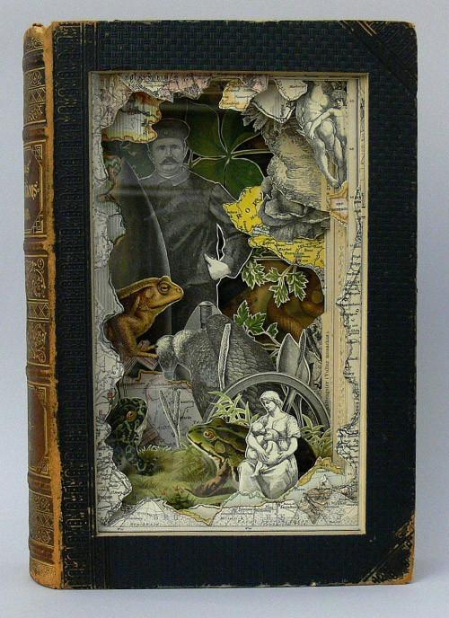 Книжные работы Alexander Korzer-Robinson. Изображение № 22.