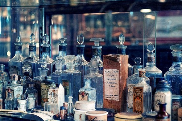 Аптека - музей в Новом Орлеане. Изображение № 13.