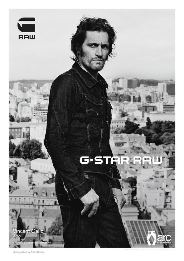 Рекламная кампания: G-Star RAW SS'12. Изображение № 10.