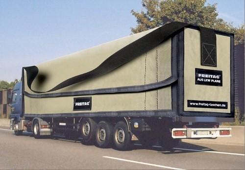 Потрясающая реклама на грузовиках. Изображение № 2.