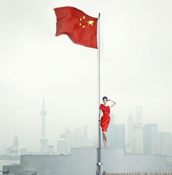 Чен Ман: Восток встречает Запад. Изображение № 14.