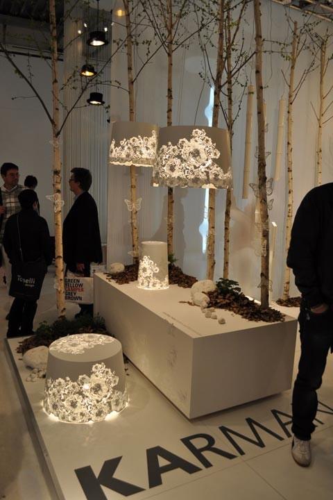 Лампы на Миланской Неделе Дизайна 2010. Изображение № 9.