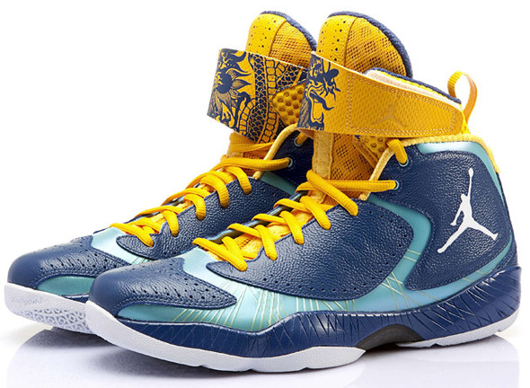 Air Jordan 2012 Year of the Dragon – Уже в Продаже. Изображение № 1.