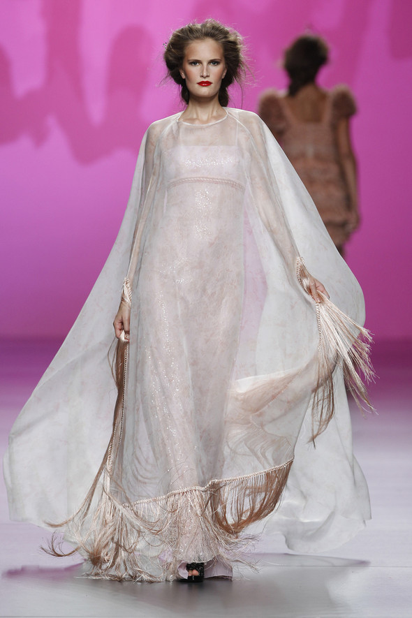 Madrid Fashion Week SS 2012: Francis Montesinos. Изображение № 20.