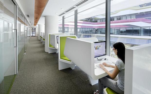 Архитектура дня: новый кампус университета в Сингапуре. Изображение № 12.