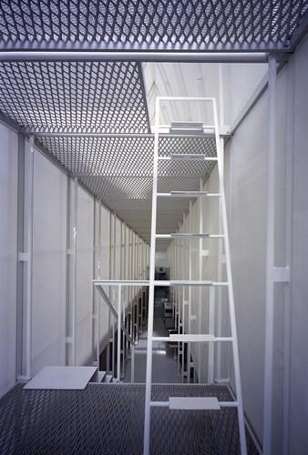 Изображение 4. Инновационный микродом в Токио.. Изображение № 5.