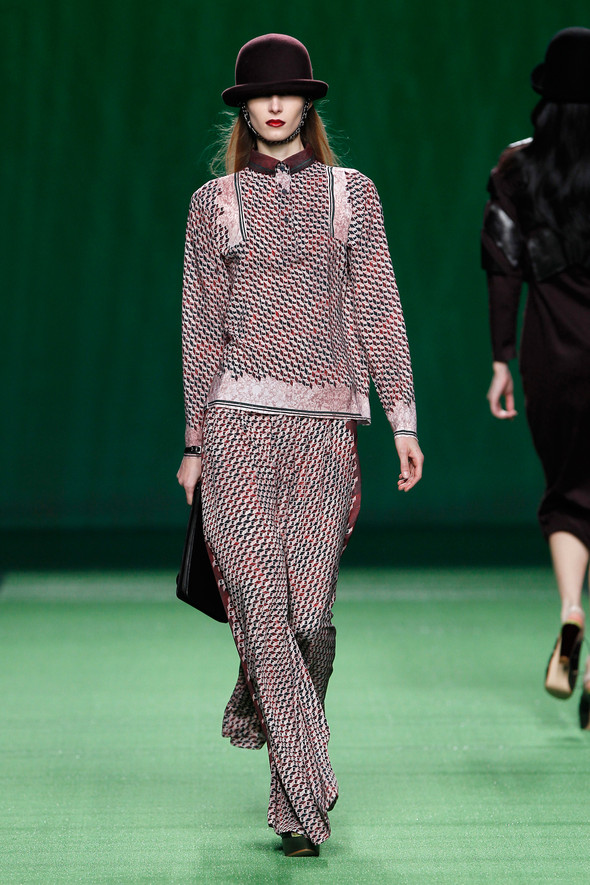Madrid Fashion Week A/W 2012: Martin Lamothe. Изображение № 4.