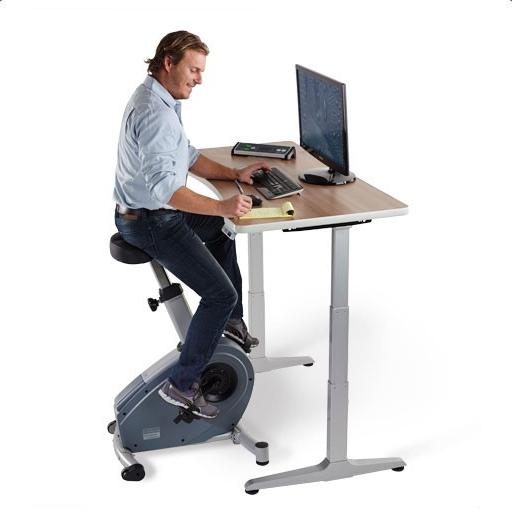 LifeSpan выпустили беговые дорожки с компьютерным столом. Изображение № 5.