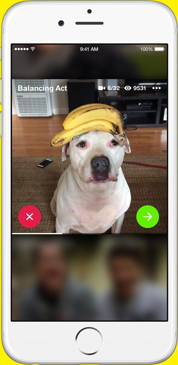 Facebook выпустил приложение для коллективных видео. Изображение № 2.