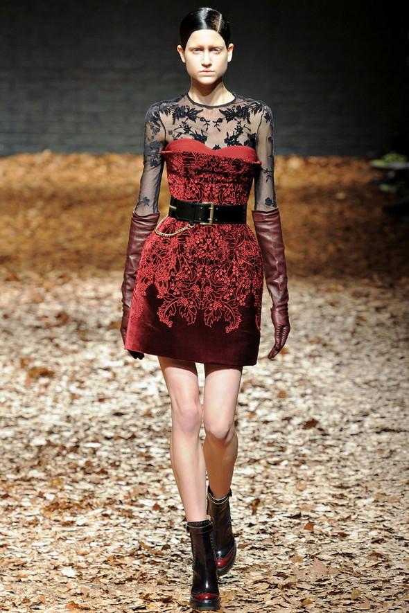 Лукбук McQ by A. McQueen F/W 2012-13, Женская и мужская коллекции. Изображение № 16.