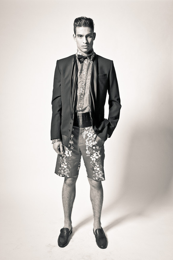 Лукбук: Jean Paul Gaultier SS 2012 Men's. Изображение № 5.