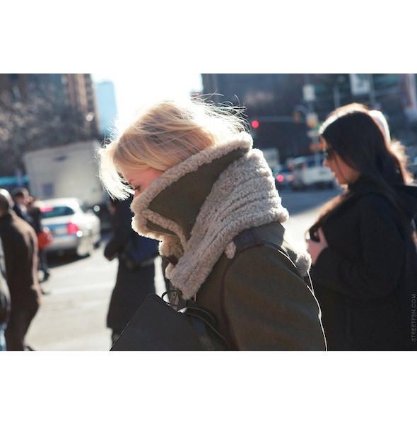 Изображение 131. На полях: 10 тенденций уличного стиля с прошедших недель моды.. Изображение № 131.