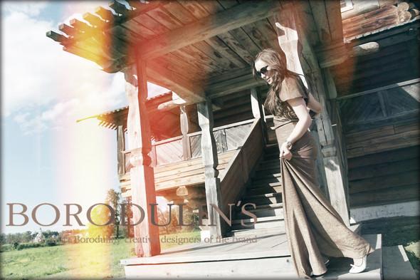 Творческая фотосессия BORODULIN`S с участием дизайнеров бренда.. Изображение № 2.