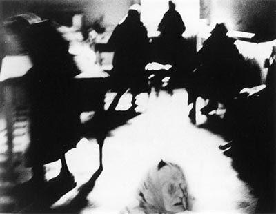 Mario Giacomelli – эстет мрака. Изображение № 1.