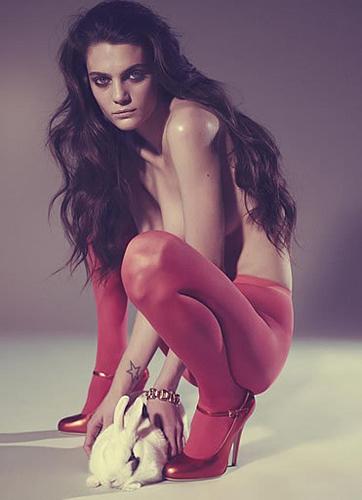 Испанская красавица Marina Perez. Изображение № 10.