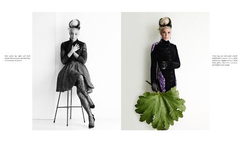 Purple fashion. Изображение № 48.