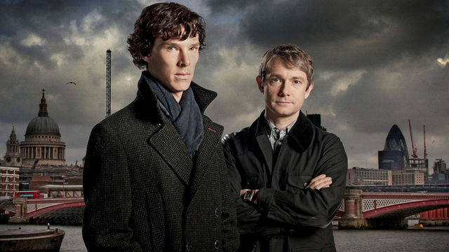 Третий сезон «Шерлока» отложен. Изображение № 1.