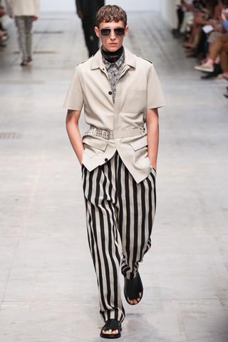 Неделя мужской моды в Милане: День 1. Изображение № 9.