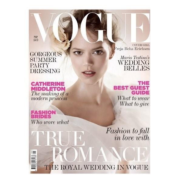 Изображение 7. Обложки: Arena Homme Plus и Vogue.. Изображение № 7.