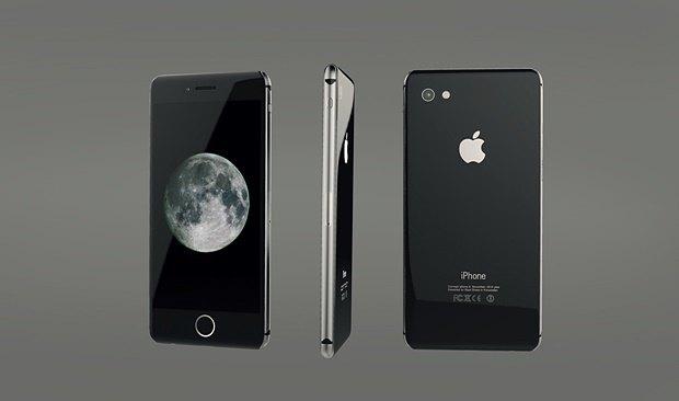 Дизайнер из Киргизии создал концепт iPhone 8. Изображение № 1.