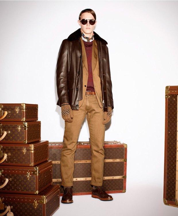 Показаны новые лукбуки Gucci, Louis Vuitton и Prada. Изображение № 18.