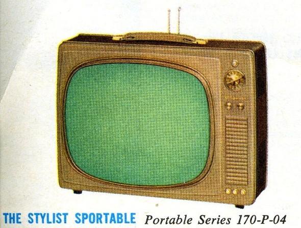 Телевизоры 1960х годов. Изображение № 8.
