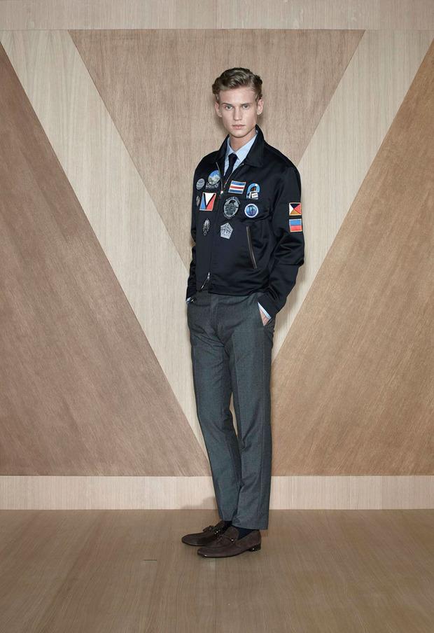 Мужские лукбуки Alexander McQueen, Comme des Garcons, Louis Vuitton и Club Monaco. Изображение № 39.