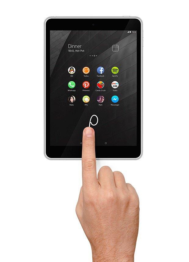 Nokia представила планшет на Android с рукописным поиском. Изображение № 9.