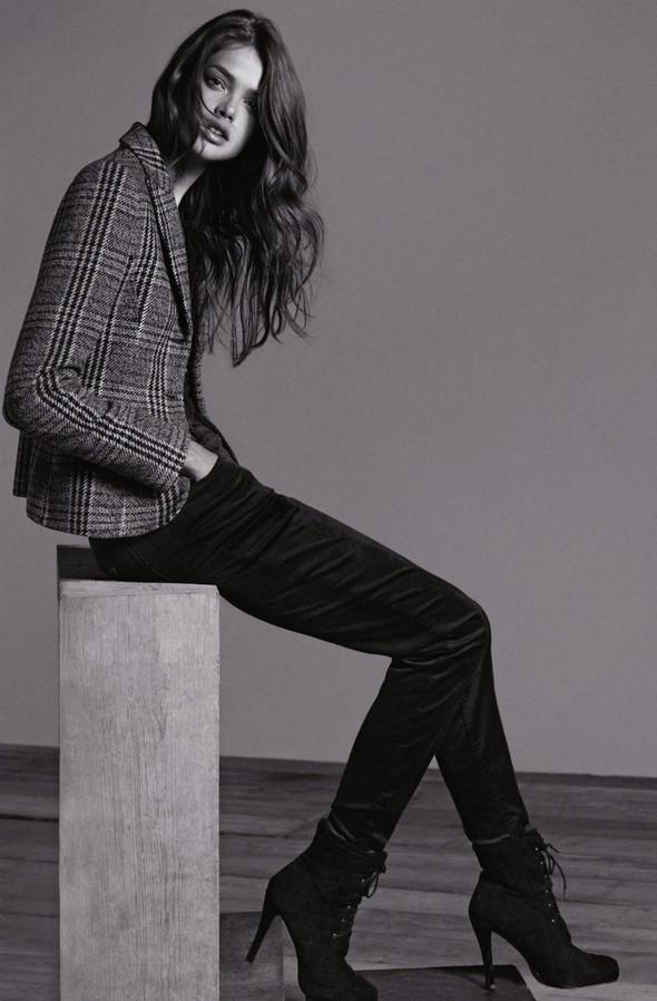 Лукбук: Armani Jeans FW 2011. Изображение № 9.