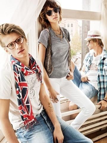 Pepe Jeans весна-лето 2010. Изображение № 6.