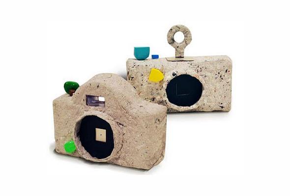 Подборка креативных фотоаппаратов и не только. Изображение № 15.