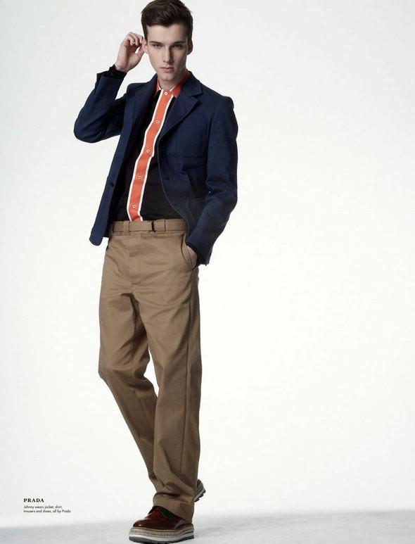 Изображение 7. Мужские весенне-летние коллекции в английском Attitude Magazine.. Изображение № 7.
