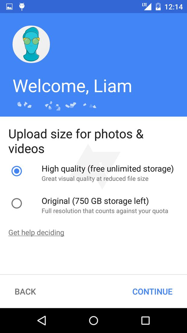 СМИ выложили скриншоты приложения Google для фотографий . Изображение № 5.
