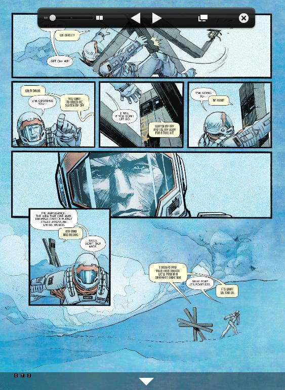 В Сеть выложили комикс-приквел к «Интерстеллару». Изображение № 5.