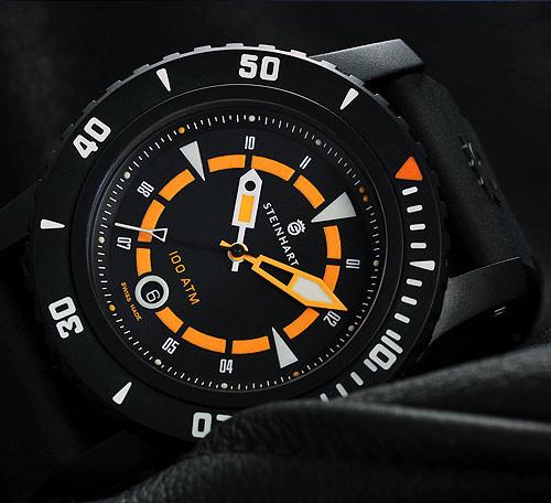 Steinhart Triton 100ATM Black. 570 EUR (19% VAT incl.). Изображение № 25.