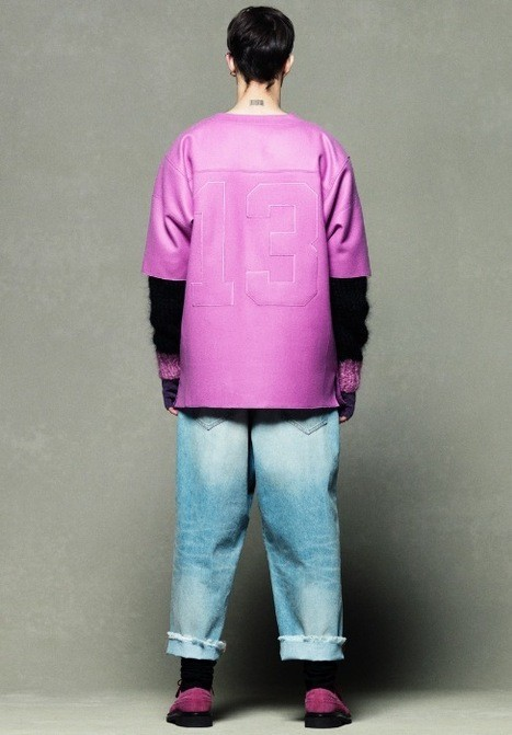 PHENOMENON A/W 2011 - PINK CLOWN. Изображение № 5.