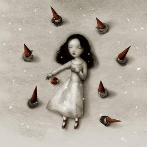 Nicoletta Cecolli [не]детские иллюстрации изИталии. Изображение № 12.