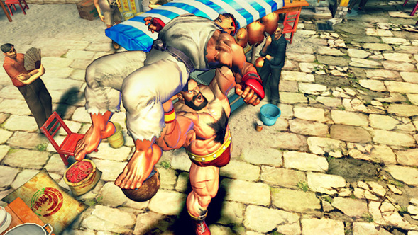 Street Fighter 4. Изображение № 5.