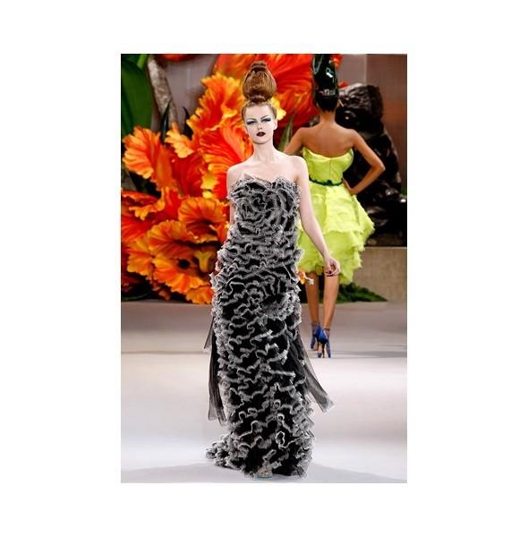 Показы Haute Couture FW 2010. Изображение № 46.