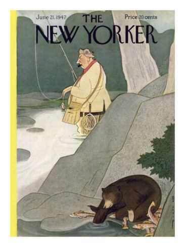 10 иллюстраторов журнала New Yorker. Изображение №6.