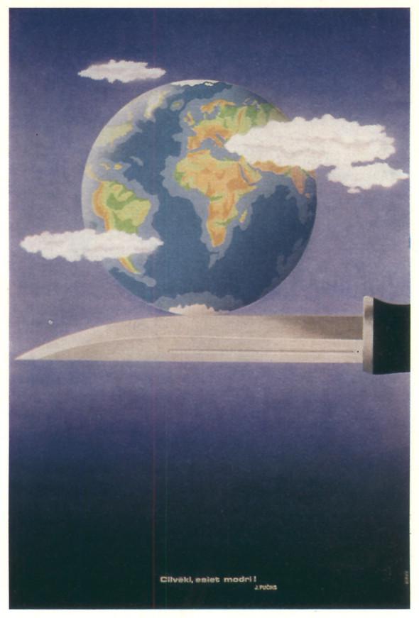 Искусство плаката вРоссии 1884–1991 (1985г, часть 3-я). Изображение № 31.