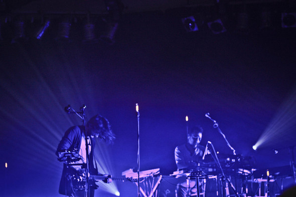 Apparat Band Live (Prague,club Roxy, 7.11.2011). Изображение № 1.