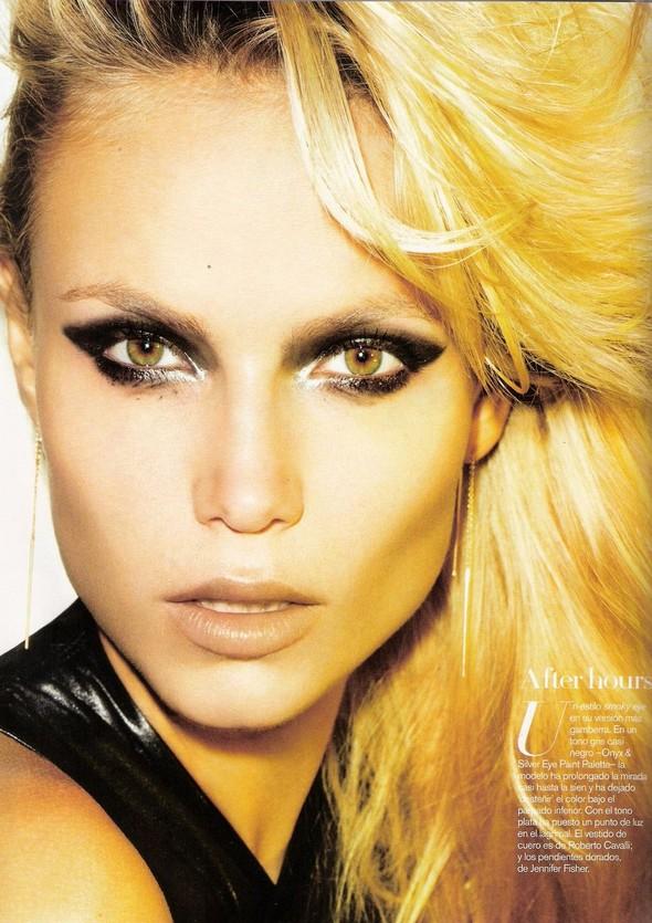 Съёмка: Наташа Поли для испанского Vogue. Изображение № 5.