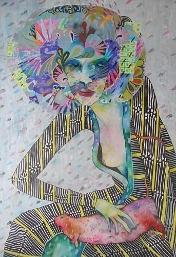 «Дикое сочетание вкуса и цвета»: Джон Форте и Алина Орлова. Изображение № 11.